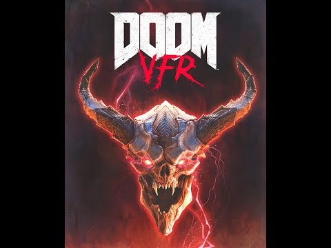 grr play -doom vr! Full walkthrough. Ending boss