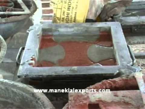 Manek Tile Press For Cement And Mosaic Tiles Hydraulic