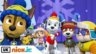 Paw Patrol | Pups Save the Winter Wonder Show Part 2 | Nick Jr. UK