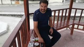 Sufix G-Core 131 13x & Sufix 8 Carrier Ip Misina Çeker Testi