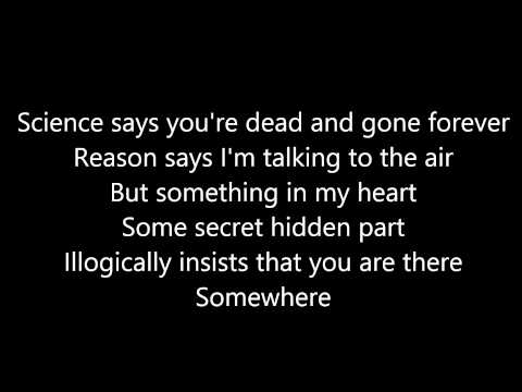 If I Believed - Lyrics (Starkid's Twisted)