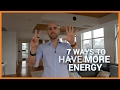 7 ways to have more energy mp3