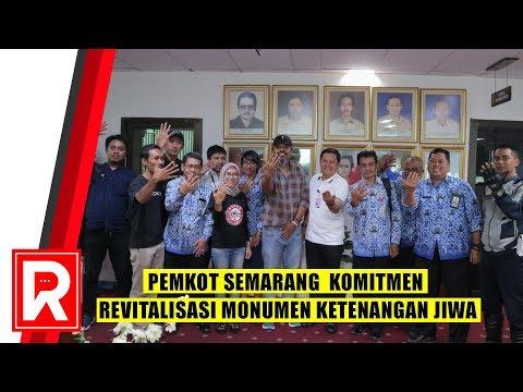 gotong-royong-di-rumah-indonesia:-pemkot-semarang-komitmen-revitalisasi-monumen-ketenangan-jiwa