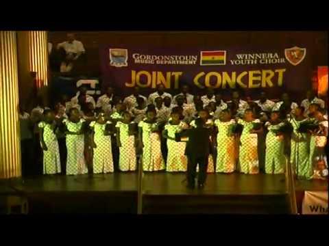 Winneba Youth Choir - Sunsum Sor Yi Nyame Ayew, E. T Essuman