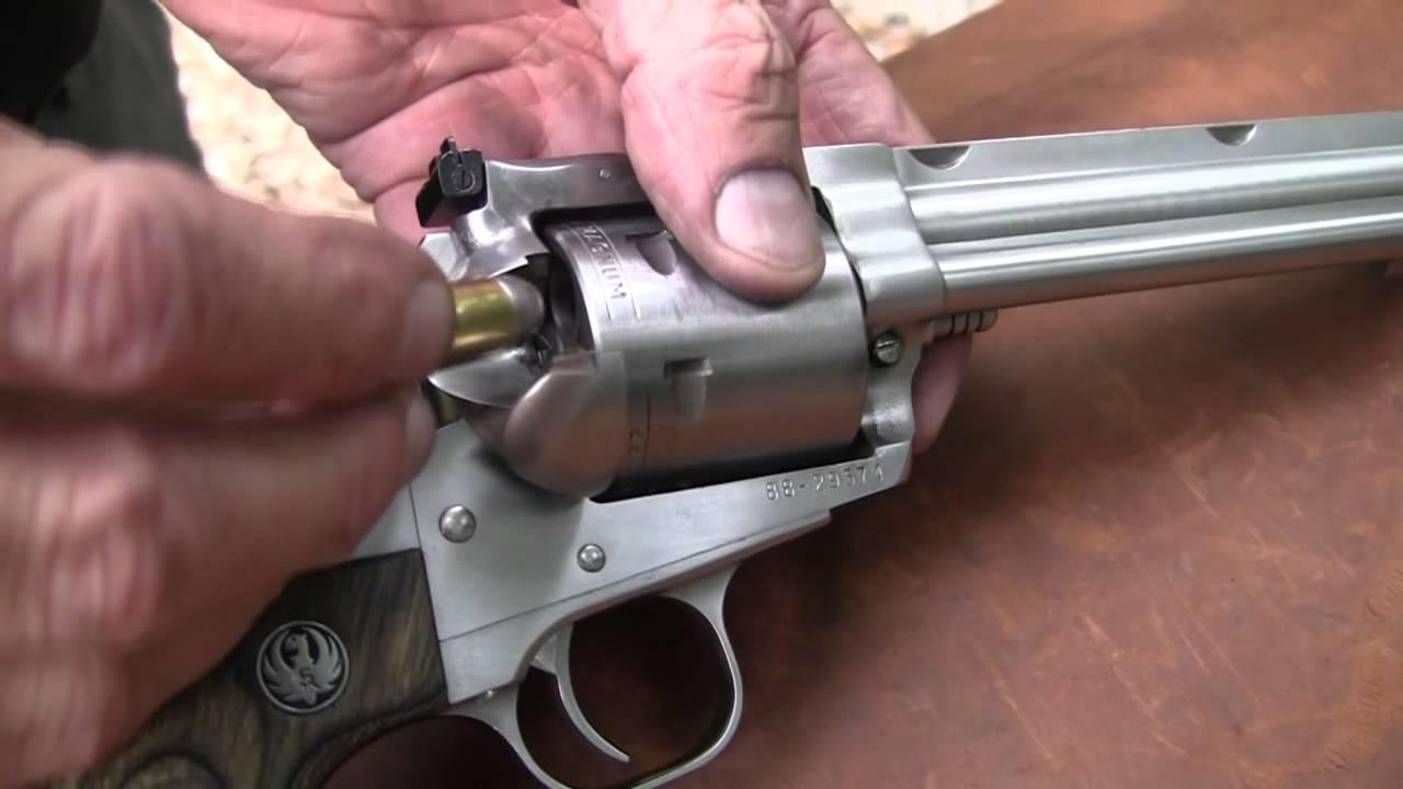 Super Singles Ruger Super Blackhawk Revolvers