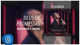 Davi Sacer  - Deus De Promessa (Playback)