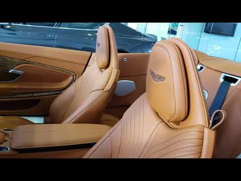 2019 Aston Martin DB11 Orlando, Winter park, Clermont, Merritt Island, Tampa, FL DBM07046