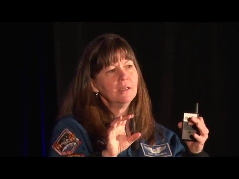 Astronaut Cady Coleman - Collaborative Innovation as a Force Multiplier