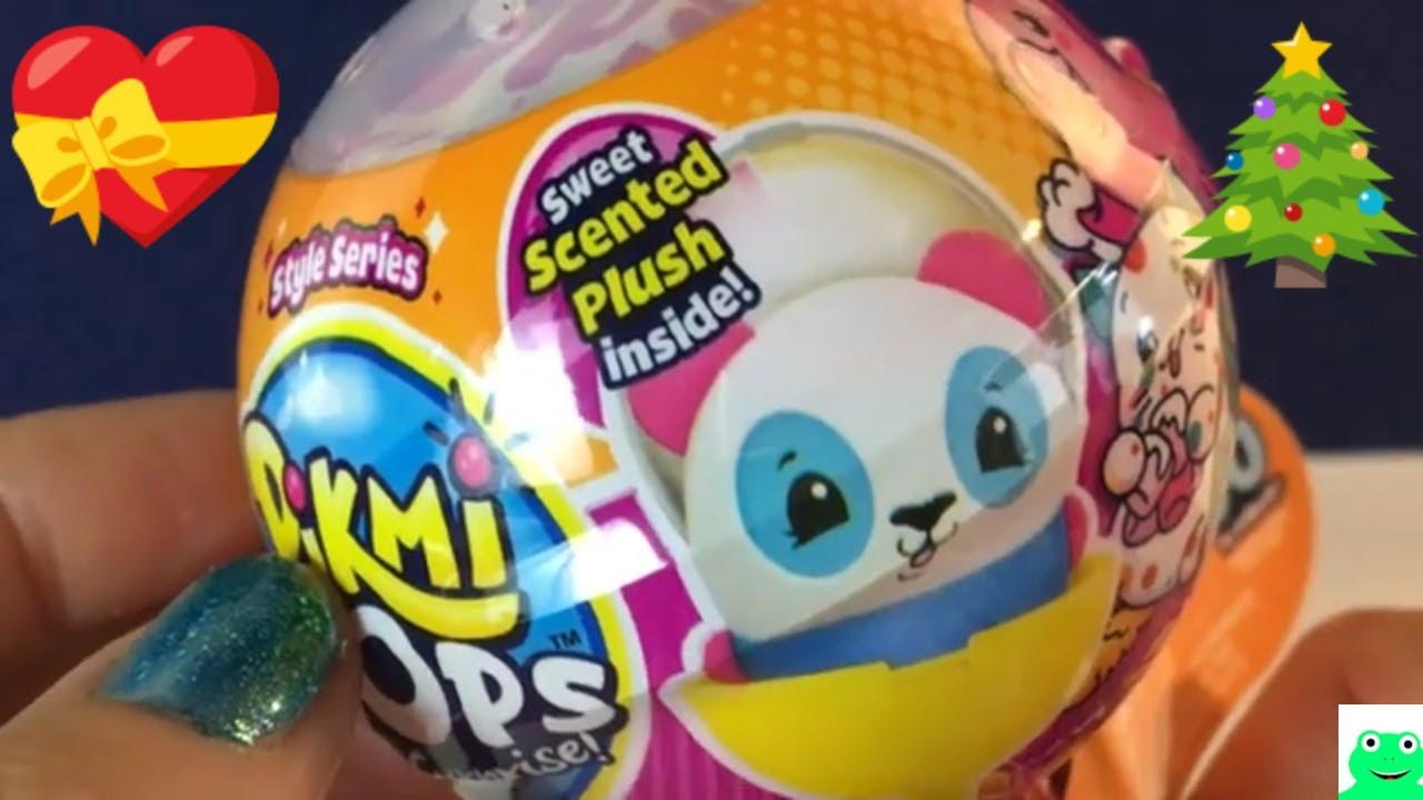 Pikmi Pops Surprise Season 3 Style Series Sting The Bee Plush NEW