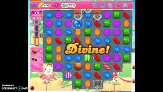 Candy Crush Level 635 help w/audio tips, hints, tricks