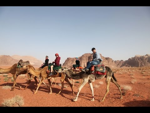 Jordan Travel Highlights | Efernia