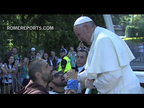 The Best Images Of Pope Francis At WYD In Krakow