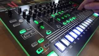 Roland TR8 Review Demo