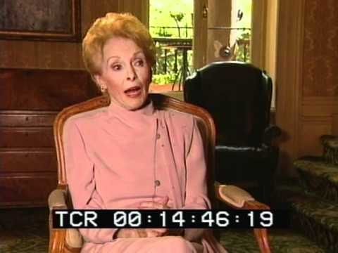 Janet Leigh 1996 Interview Part 2
