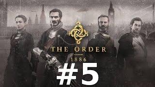 The Order: 1886 #5 - Лондонский Госпиталь