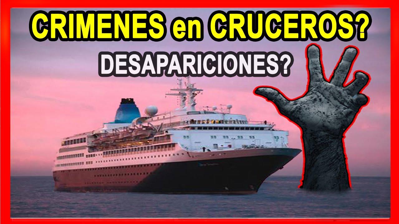 Resultado de imagen para imagenes desapariciones cruceros