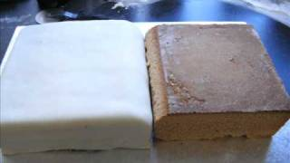 How To Make A Bible Cake And How To Decorate It Part 1