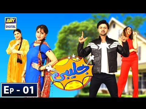 Jalaibi Episode 1 - 15th December 2018 - ARY Digital Drama
