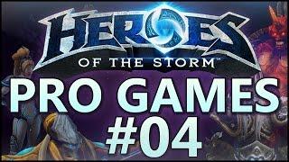 HotS Pro Games Ep 04 Well Met vs SK Gaming Match 02 03