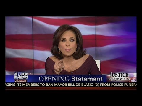 Judge Jeanine Annihilates Dianne Feinstein!