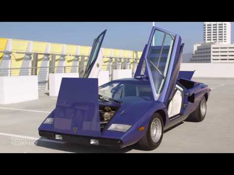 The Be-All-End-All Lamborghini Countach Guide I Part 1 of 2 | | Curated Films