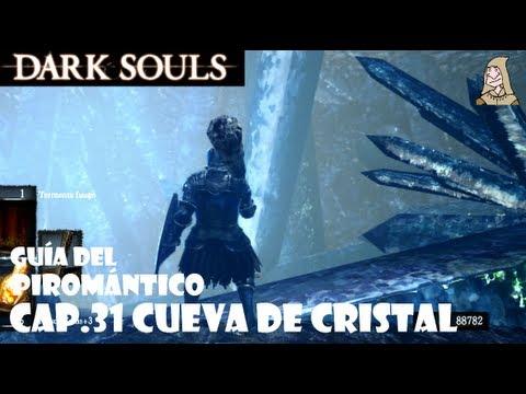 Dark Souls guia: CUEVA DE CRISTAL - Trucos y secretos de la zona || EP.31
