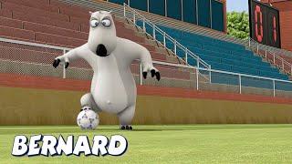 Bernard Bear | Bernard Plays Football AND MORE | Cartoons for Children | Full Episodes