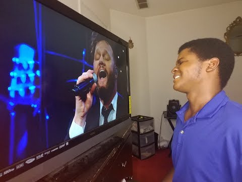 "DAVID PHELPS - ""O Holy Night"" (REACTION)"
