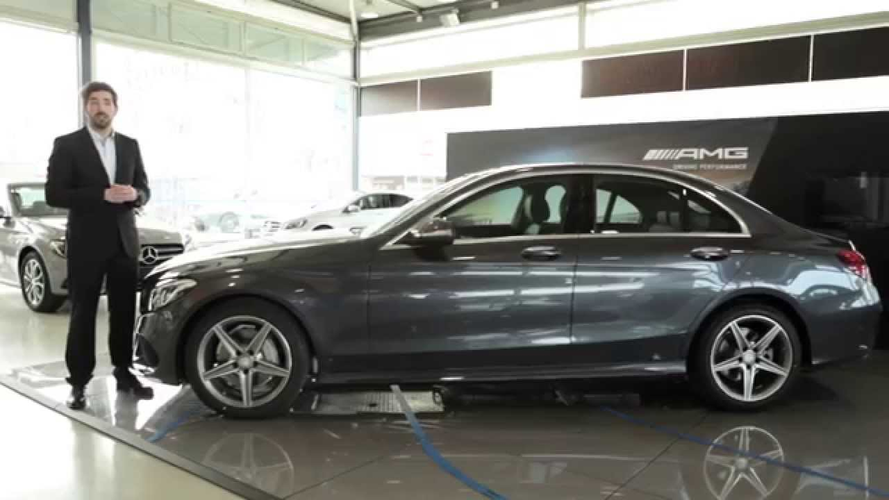 C mo es el nuevo mercedes benz clase c autolica mb for Mercedes benz clase c