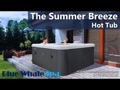 The Summer Breeze Hot Tub Youtube