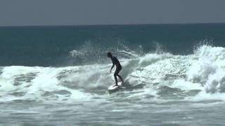 Jordy Smith  Hurley Pro Lower Trestles 2014 - with good music