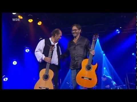 Paco de Lucia & Al Di Meola - Mediterranean Sundance