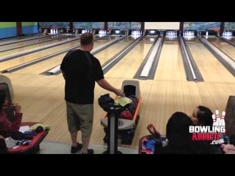 Charles Kenny 300 Game on 2-7-14 at Jewel City Bowl in Glendale, CA