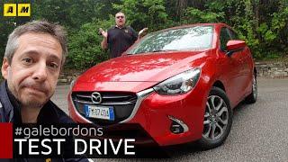 Mazda 2: piccola, ma c'è dentro di tutto!