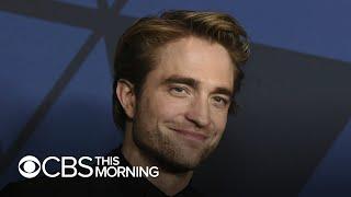Robert Pattinson is world's most handsome man, according to