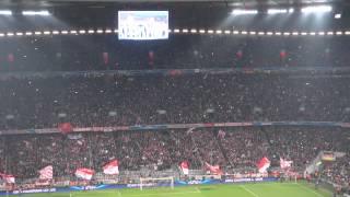 FC Bayern München - Juventus Turin Uefa Champions League Hymne 2012/13 Viertelfinale