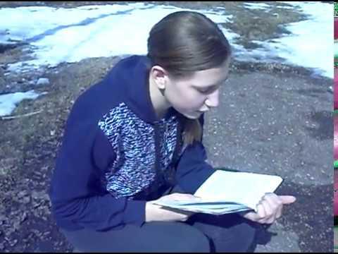Изображение предпросмотра прочтения – ДианаБаранова читает произведение «Крохотки: Шарик» А.И.Солженицына