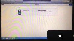 Iphone 5 error 1669