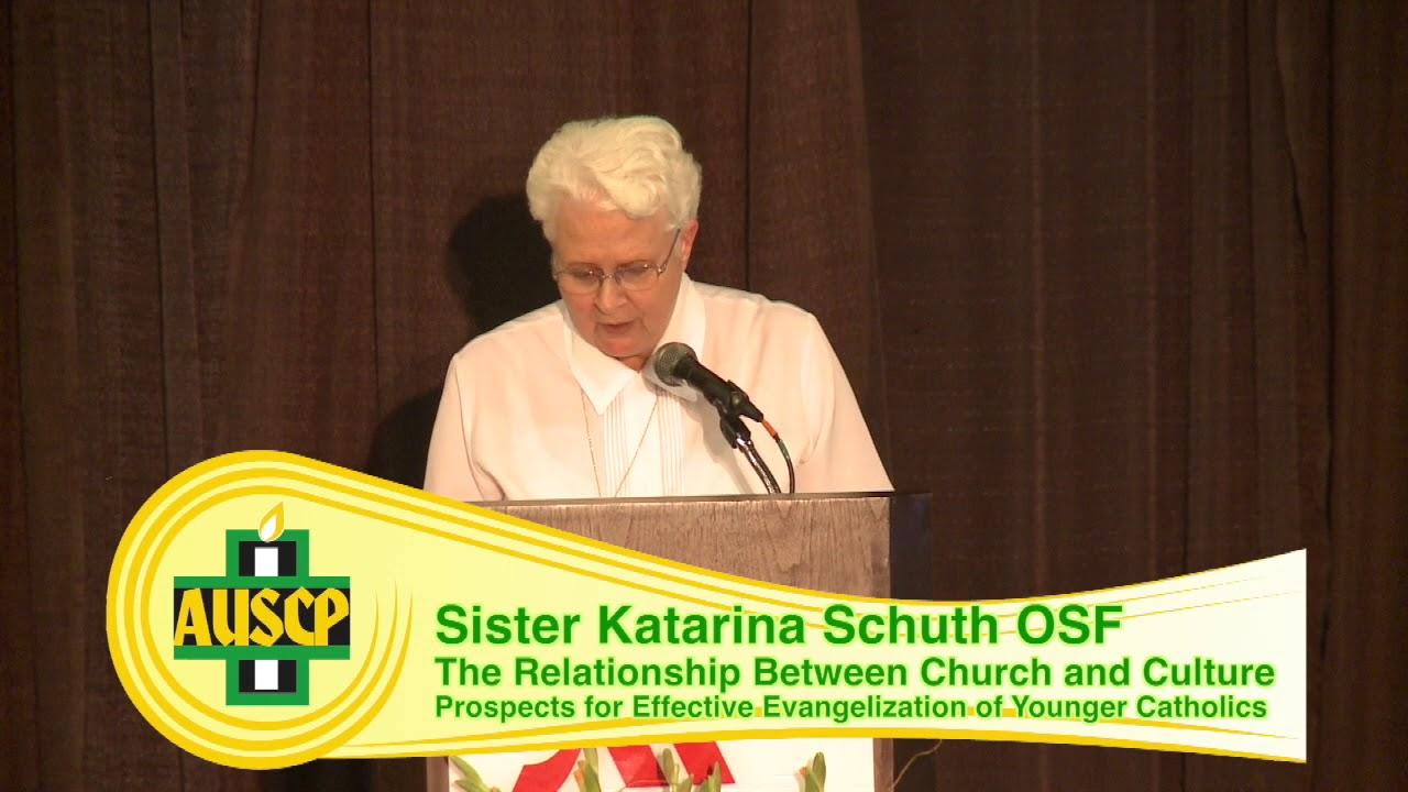 Sister Katarina Schuth