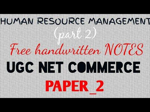 Ugc Net Management Notes Pdf