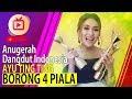 AYU TING TING Borong 4 Piala, Anugerah Dangdut Indonesia