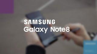 Видеообзор смартфона Samsung Galaxy Note8
