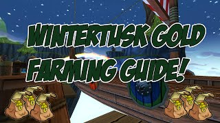 Wizard101: How To Make Gold! (Farming Guide In Wintertusk/Vestrilund)