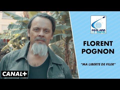 """""""Ma liberté de filer"""", le nouveau titre de Florent Pognon - Groland le Zapoï du 04/11 - CANAL+"""