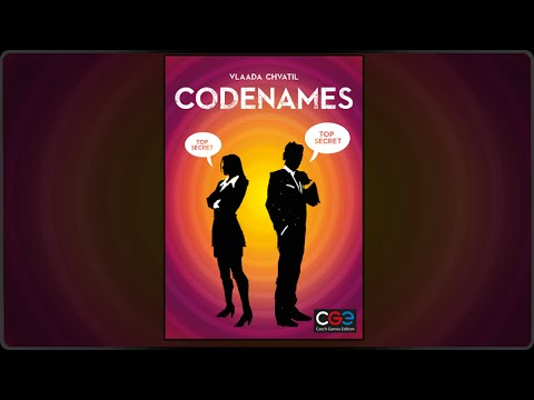 Codenames - Strategy Board Game - Video