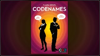 Codenames – Rules Overview Video
