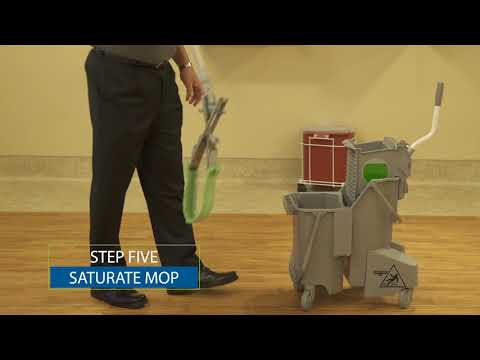 Fresenius Daily Floor Cleaning - Updated March 2018
