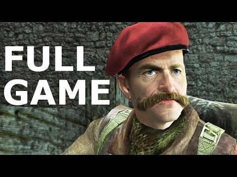 Call Of Duty 2 - Full Game Walkthrough Gameplay & Ending (No Commentary Playthrough) (COD 2 2005)