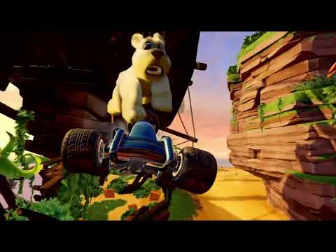Crash Team Racing Nitro-Fuelled - Video