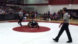 All-Americans: Darrion Caldwell vs. James Fleming